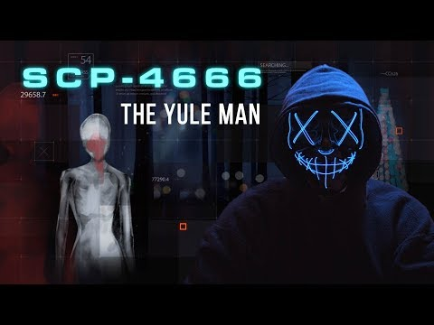 #SCP4666: the Yule Man (with animation, SFX & music) | BAO After Work