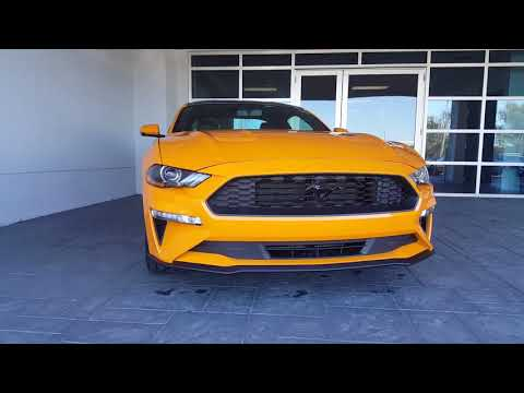 2018 Ford Mustang First look at Athens Ford