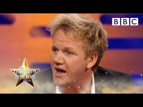 Gordon Ramsay Keeps Digging - Graham Norton Show  BBC Two