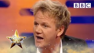 Gordon Ramsay's ****** OUTRAGEOUS interview 😱 | Graham Norton Show - BBC