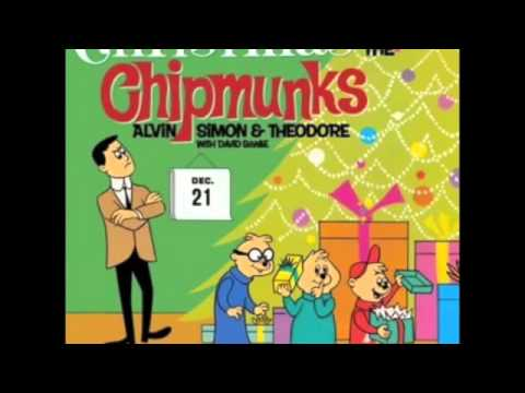 slowed down alvin and the chipmunks christmas song - Alvin And The Chipmunks Christmas Songs