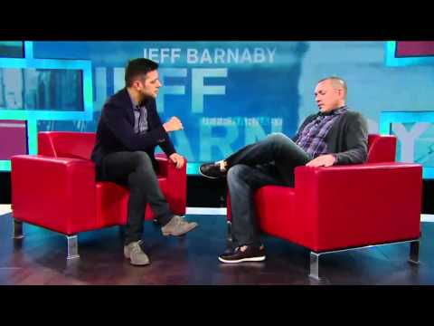 Jeff Barnaby on George Stroumboulopoulos Tonight: INTERVIEW
