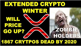 RIPPLE XRP NEWS ; STILL HOLDING XRP?; 1000'S of Crypto are dead; where are we now? XRP update