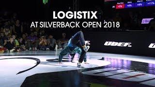 Bgirl Logistix na Silverback Open 2018