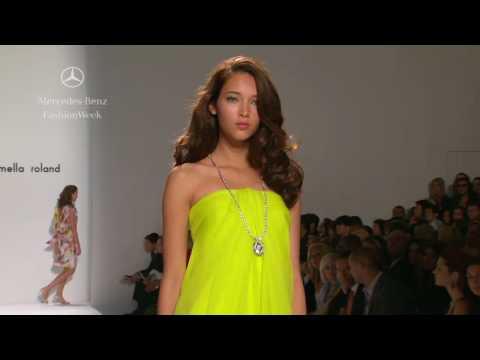 PAMELLA ROLAND  Spring 2010 runway show, Mercedes-Benz Fashion Week