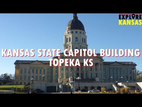 Kansas State Capitol Building - Topeka KS [Explore Kansas]
