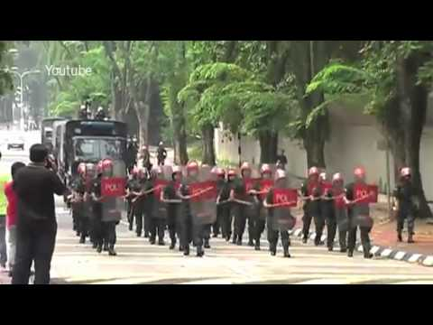 Amnesty International - Malaysian police brutality against peaceful protesters