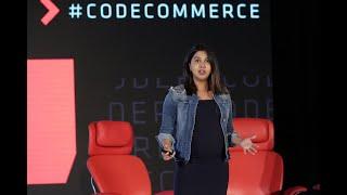 Nahema Mehta, CEO, AbsolutArt | Full Video | 2018 Code Commerce
