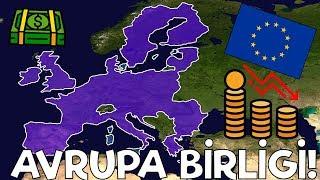Avrupa Birliği YIKILIYOR MU AB ve Avrupa Tarihi