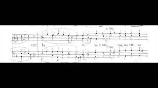 "Nikitin: ""Today, the Virgin gives birth"" - Christmas Kondakion Tone 3 (Valaam chant harmonization)"