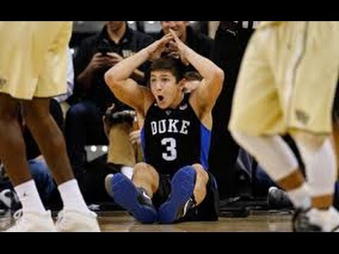 Grayson Allen Tripping Compilation