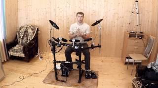 Уроки на барабанах для начинающих