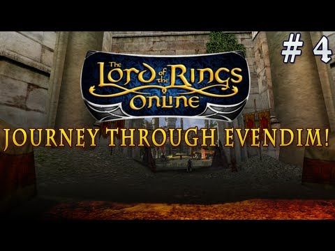 LOTRO - Journey Through Evendim Part 4 (Lord Of The Rings Online Gameplay)