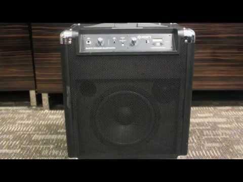 REVIEW: Ion Blockrocker Tailgate Bluetooth Speaker