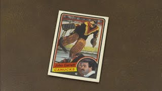 Cardboard Legends: John Garrett and the hidden hot dog