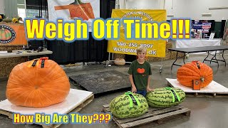 2020 Oklahoma Pumpkin Weigh Off