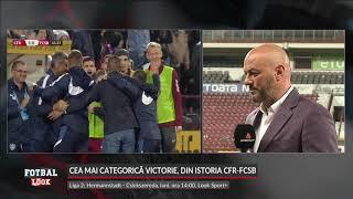 Fotbal Look: Comentarii după umilinţa FCSB-ului la Cluj