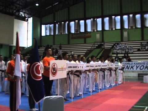 Kejurnas Shinkyokushin Karate XIX - 24 April 2016 Part 2