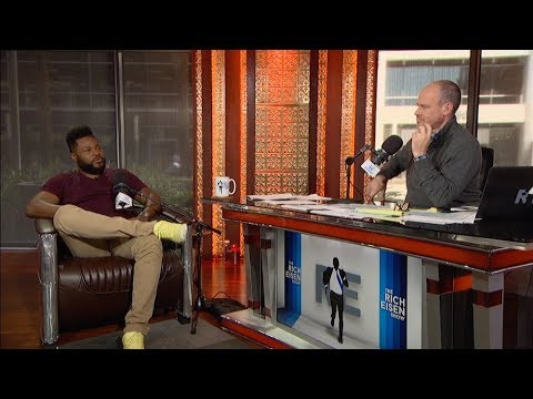 "Malcolm-Jamal Warner Talks ""10 Days in the Valley"" & More with Rich Eisen 