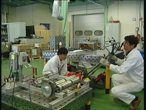 Honda Power Equipment Production - Orleans, France