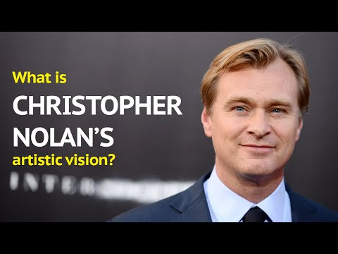 What is Christopher Nolan's Artistic Vision?