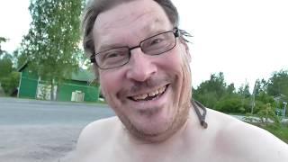 OH3EVH YLPEÄ RADIOAMATÖÖRI   PIERASIN ÄSKEN - SATTUI VAHINKO