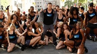 Magic Mike Flash Mob in NYC!