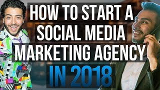 How to Start a Social Media Marketing Agency in 2018 wRobb Quinn 0 50k SMMA 000