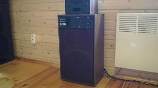Радиотехника S-70 vs Радиотехника S-50