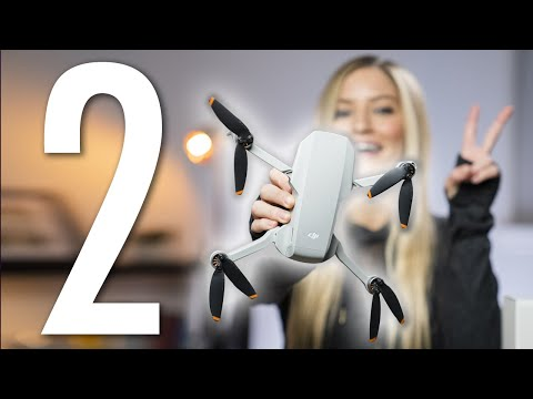 DJI Mini 2 4K Drone - It's what we've been waiting for!
