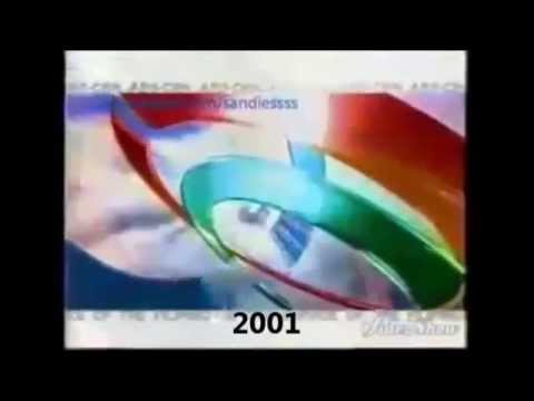 ABS CBN Logo Station ID Tineline 2000 2014 History (Part 2)