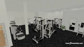 Fitness Visio Consulting Mountain View Health and Fitness Oklahoma Fitness Equipment Design CFC