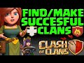 Clash of Clans How To Find/Make A Great Successful Clan| 10 Rules!  Part 2