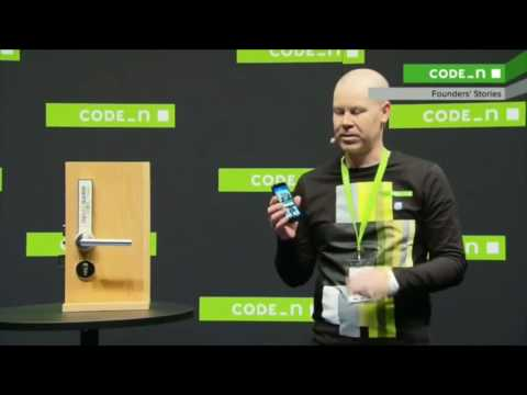 Smart locks for Airbnb and hotels presentation