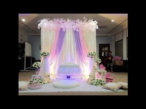 Naming ceremony decoration by sukanya 9921993996 youtube for Baby name ceremony decoration