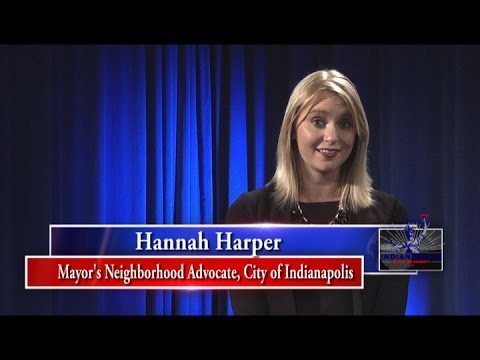 Hannah Harper Mayors Neighborhood Advocate For The Far East Side Of Indianapolis