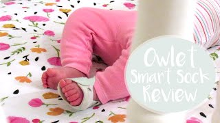 Owlet Smart Sock Baby Monitor Review