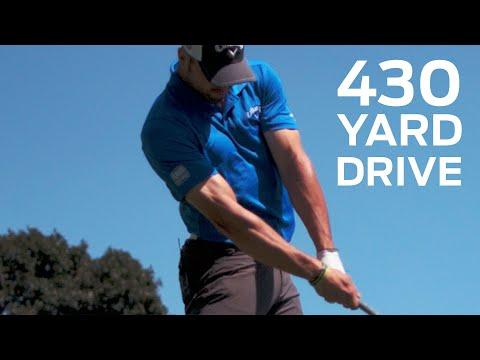 Long Drive Champion Hits the Green on 430-Yard Par 4 | Golf Assassins | Golf Digest