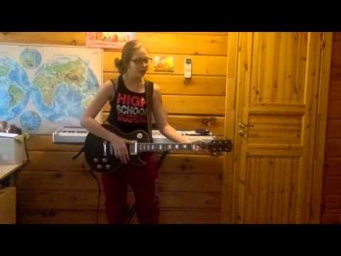 Anastasia Voshchinskaya - Wonderwall (Oasis)