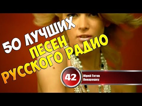 Хит-парад недели 5 марта - 12 марта 2018 | 50 лучших песен Русского Радио