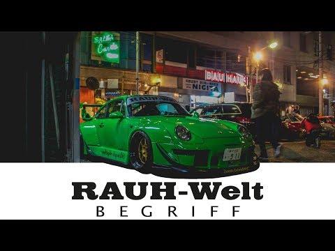 RWB TOKYO MEET 2018 | CINEMATIC EDIT | HARD ROCK CAFE | RAUH-Welt Begriff