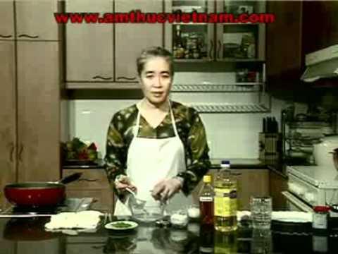 Cách làm món Đậu hũ chiên tẩm hành - Bepgiadinh.com