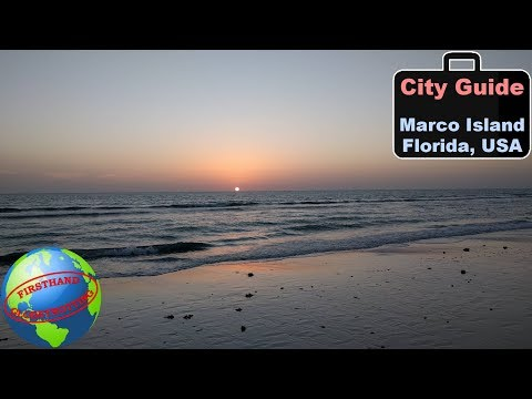 Marco Island, Florida City Guide! Complete firsthand travel guide - everything you need to see!