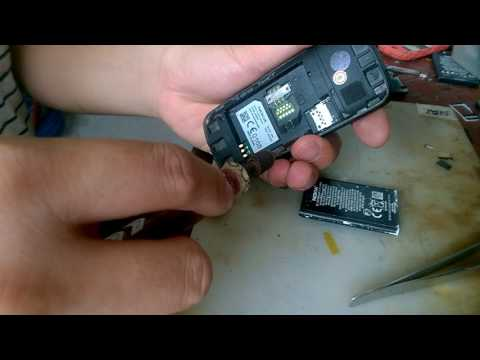 Dạy sửa điện thoại ! HƯỚNG DẪN SỬ LÝ LIỆT PHÍM ĐIỆN THOẠI NOKIA 109 , TEST MODE
