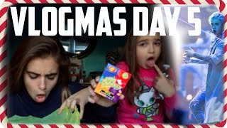 BEAN BOOZLED 4TH EDITION & JUSTIN BIEBER TICKETS!? // VLOGMAS DAY 5