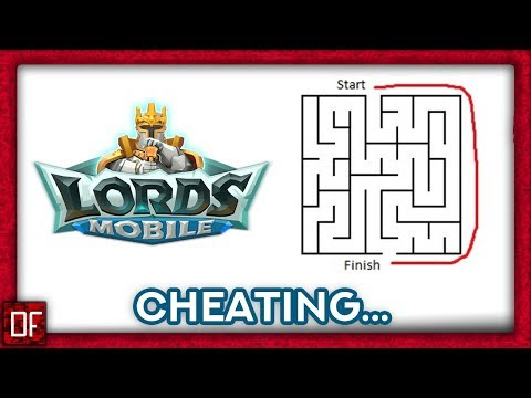 Lords Mobile: How Guilds Go About Cheating The Game.