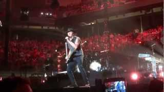 Bon Jovi-I'll Be There For You (Richie Sambora on Lead Vocals) Live at Lubbock, TX