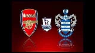 ►Fc Arsenal London – Queens Park Rangers (QPR) 2-1 26/12/2014 The Highlights and All Goals……►