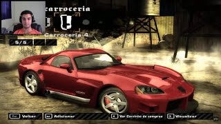NFS Most Wanted VIPER CHEGANDO AOS 430km