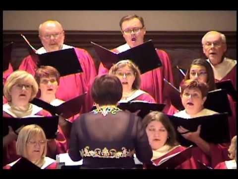 FCCGE - Cantata Sunday - Directors Michele Hecht & Jeffrey Haeger; Paul Doerrfeld organist